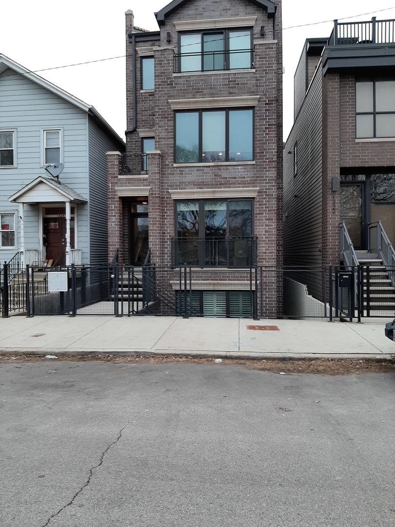 1326 W Chestnut Street Unit 1, Chicago IL 60642