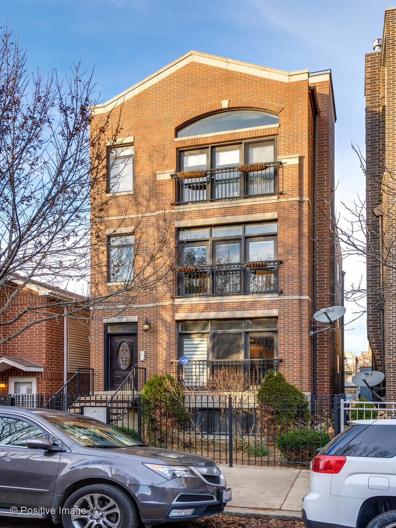 1538 W Walton Street Unit 2, Chicago IL 60642