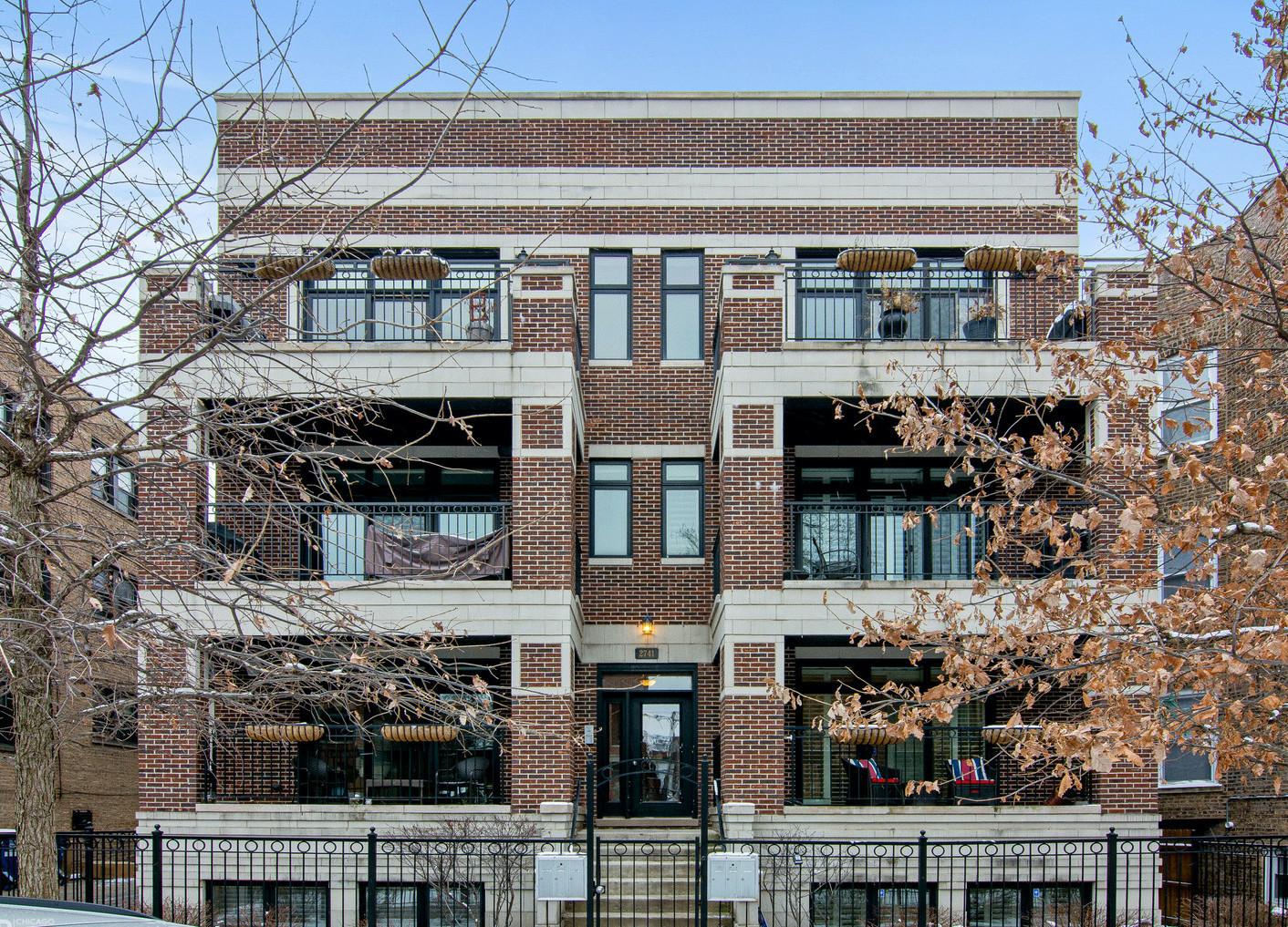 2741 N MILDRED Avenue Unit 3N, Chicago IL 60614