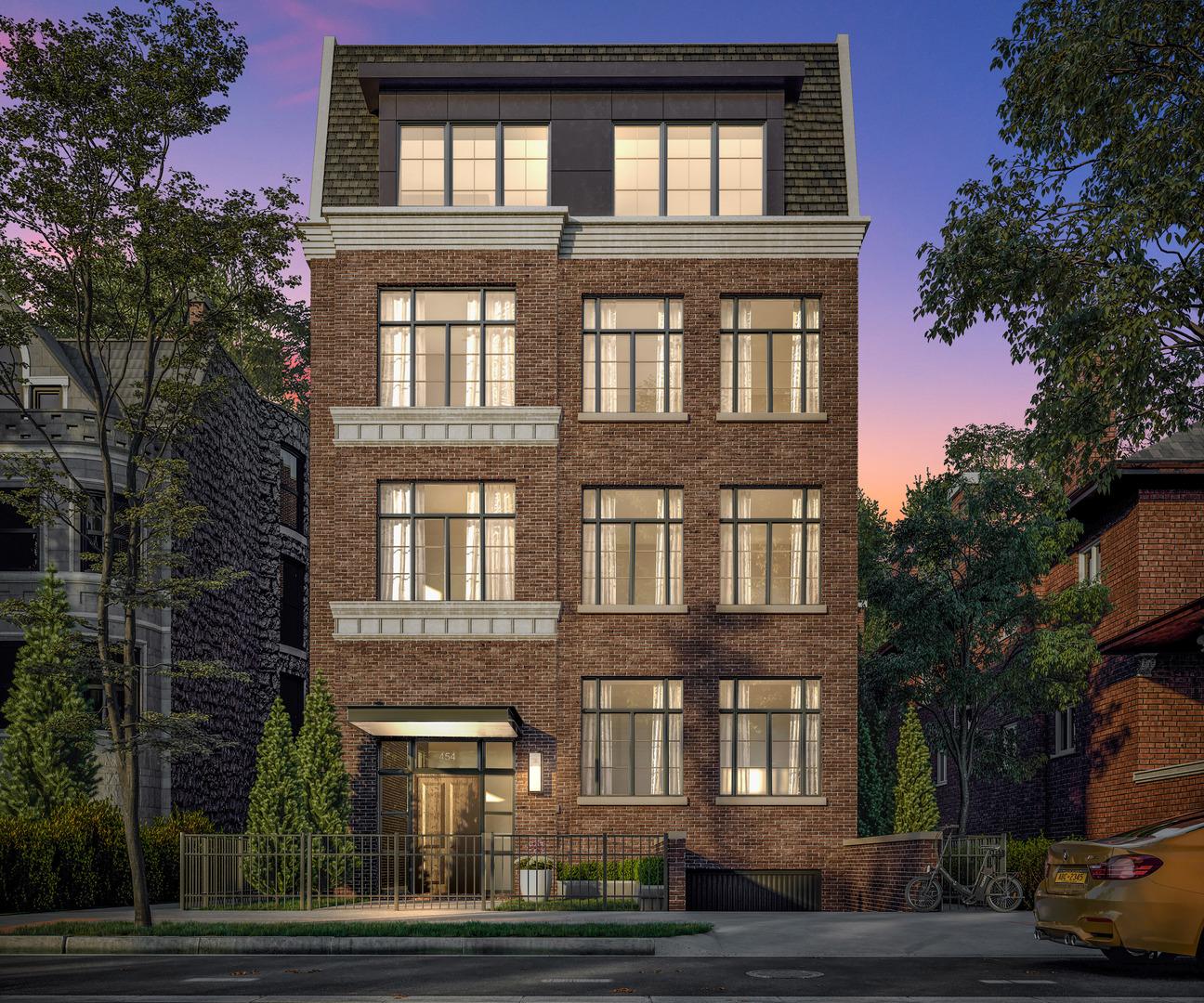 454 W Barry Avenue Unit PH, Chicago IL 60657
