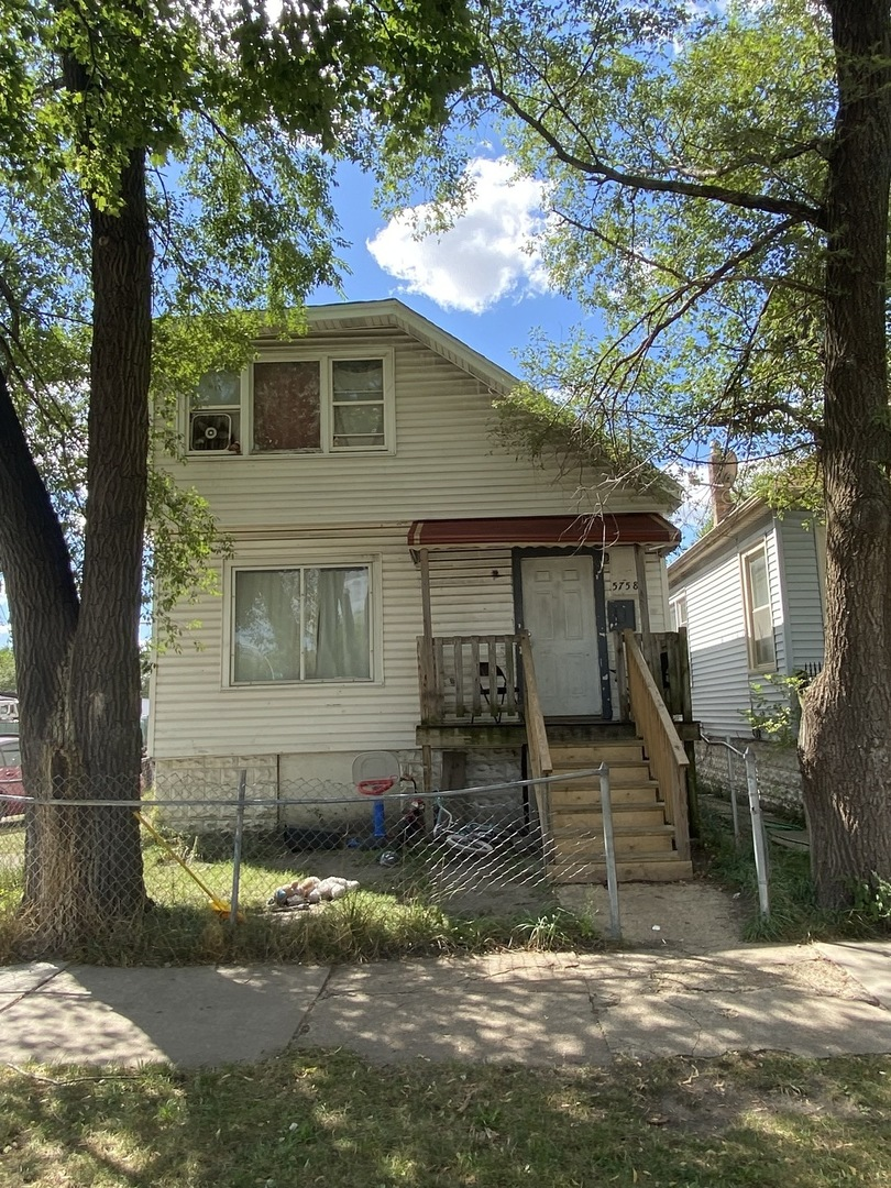 5758 S Seeley Avenue, Chicago IL 60636