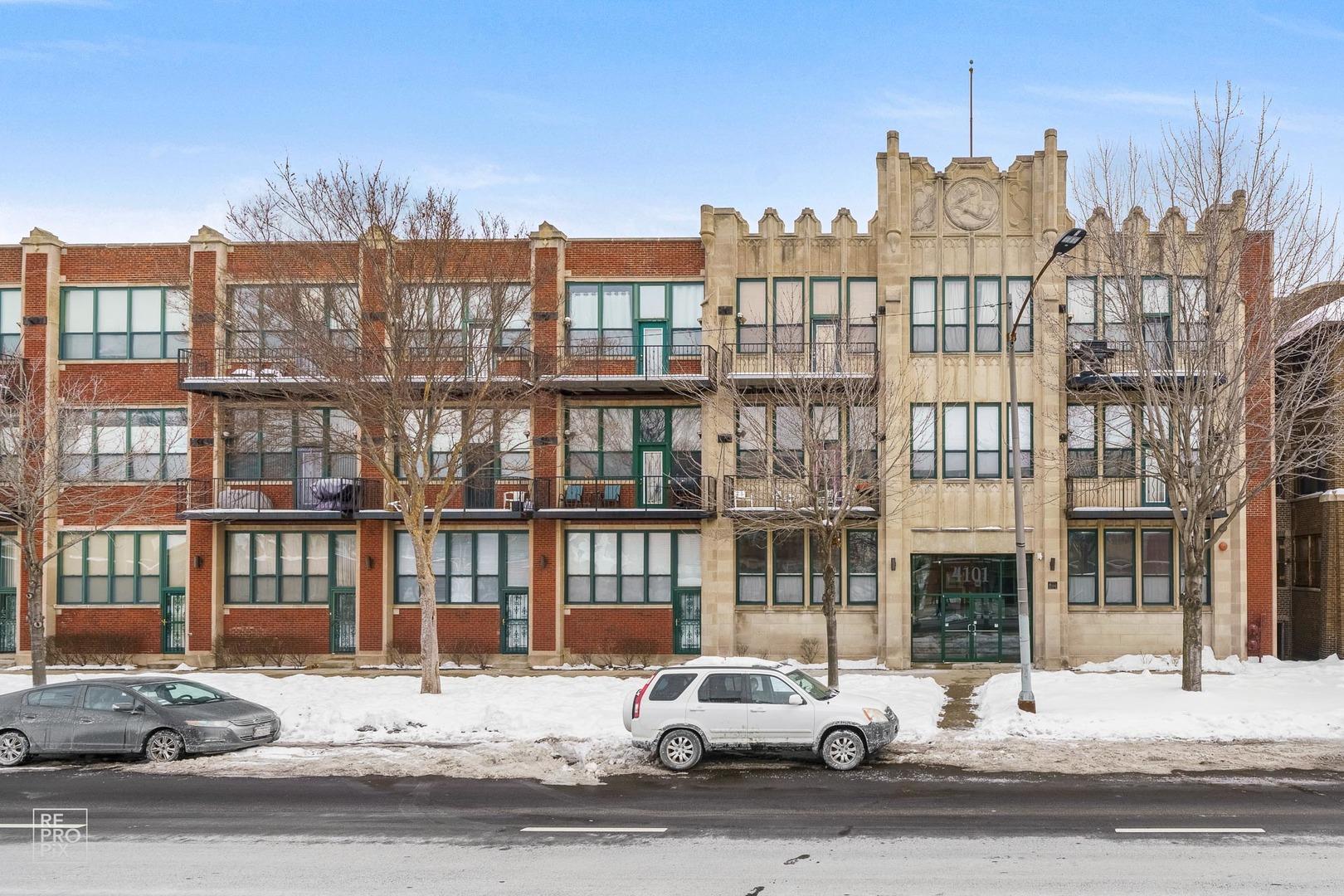 4101 S Michigan Avenue Unit 315, Chicago IL 60653