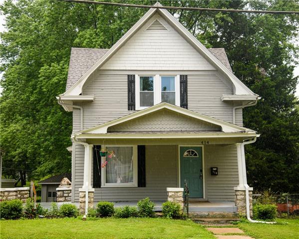 414 N Pleasant Street, Independence MO 64050