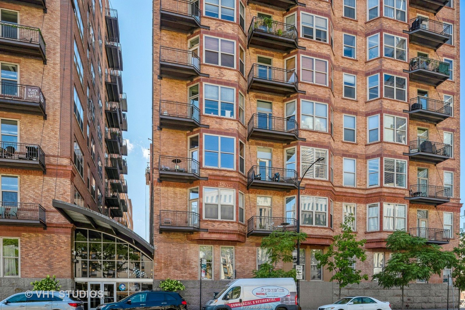 500 S Clinton Street Unit 832, Chicago IL 60607