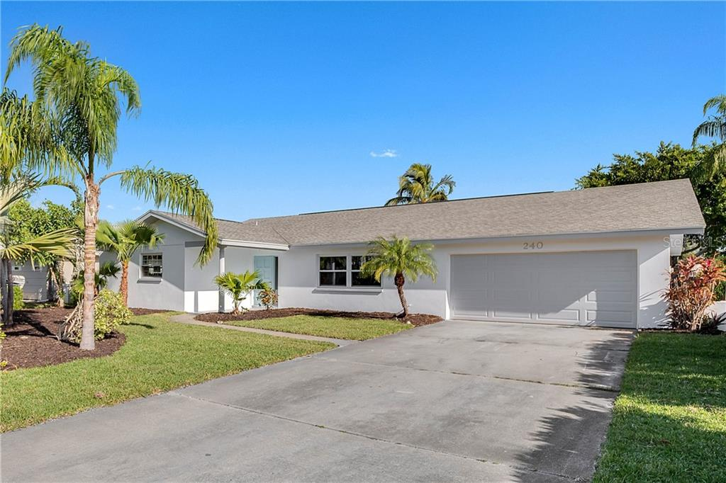 240 N JULIA CIR, St Pete Beach FL 33706