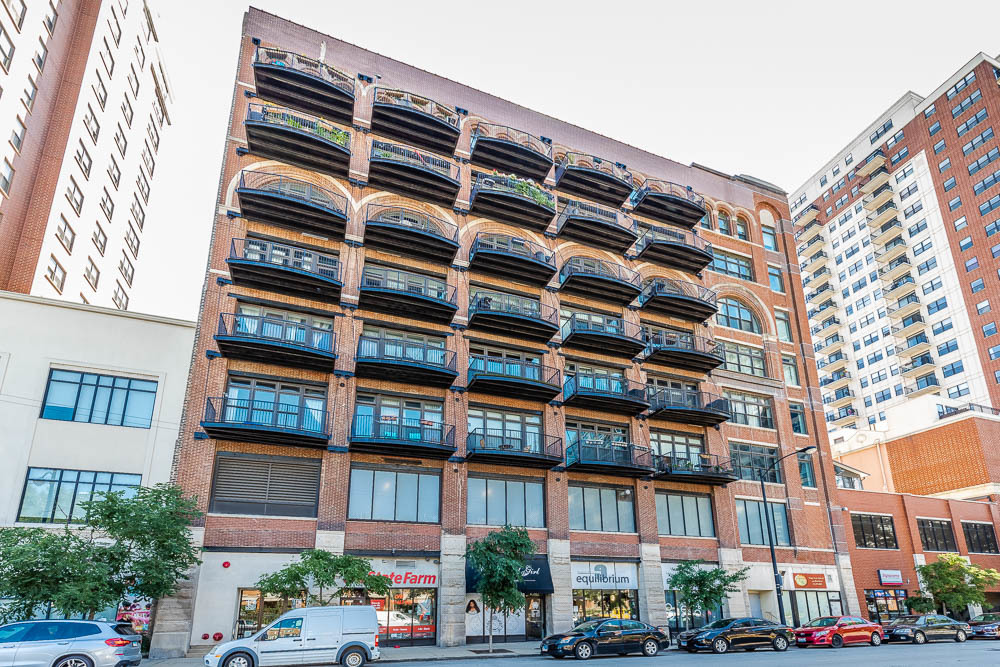 1503 S State Street Unit 709, Chicago IL 60605