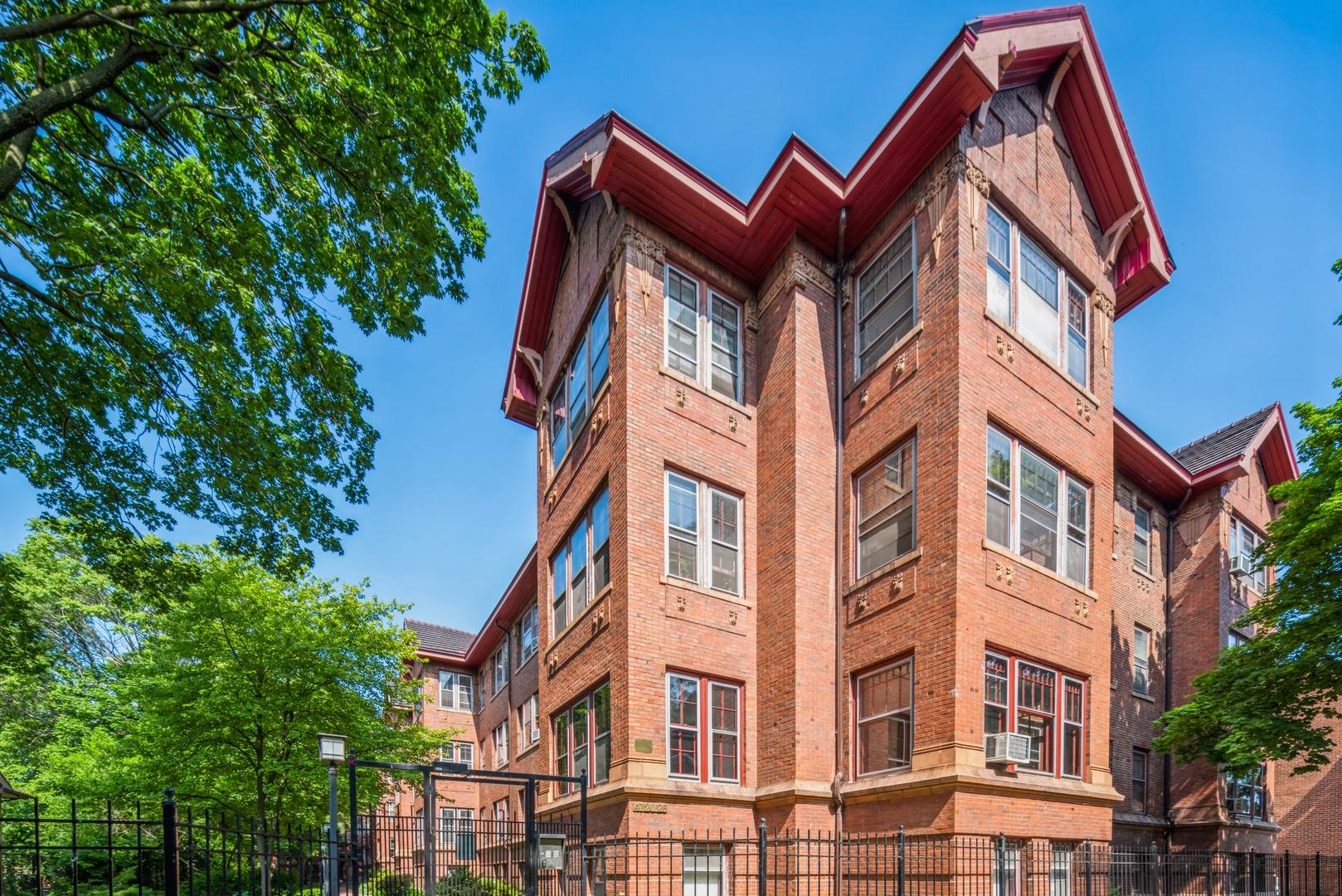 4722 S Greenwood Avenue Unit 3E, Chicago IL 60615