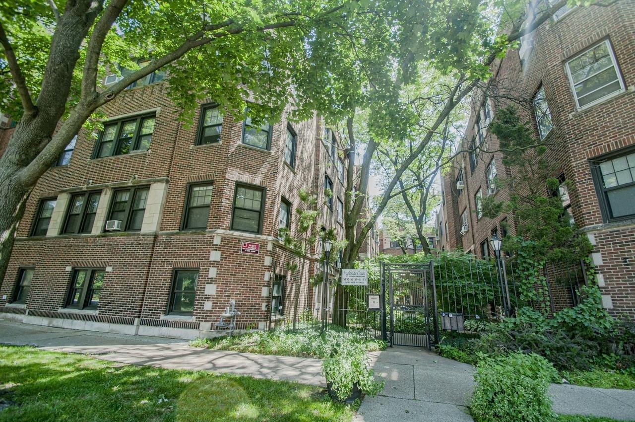 5457 S Ingleside Avenue Unit 3E, Chicago IL 60615