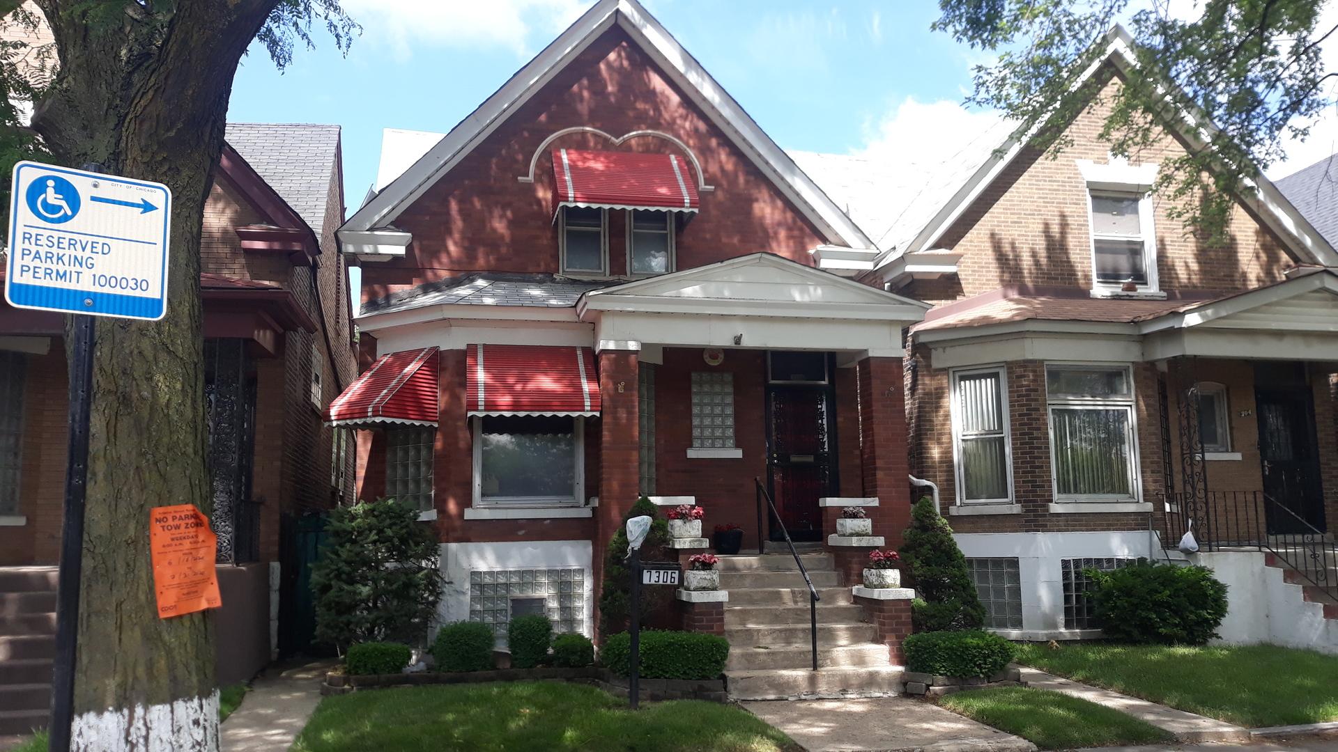 7306 S Lafayette Avenue, Chicago IL 60621