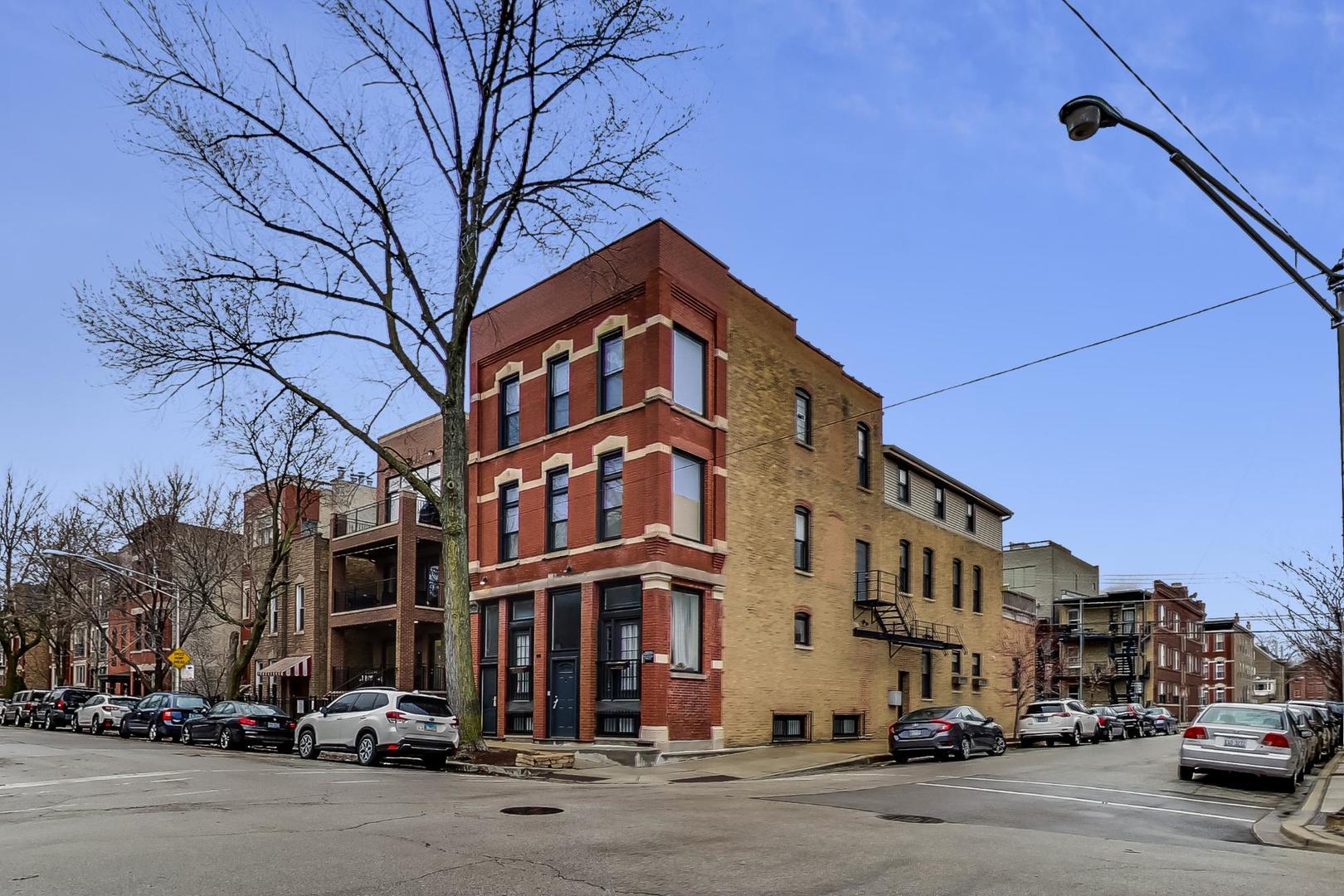 1040 N Paulina Street Unit 2R, Chicago IL 60622