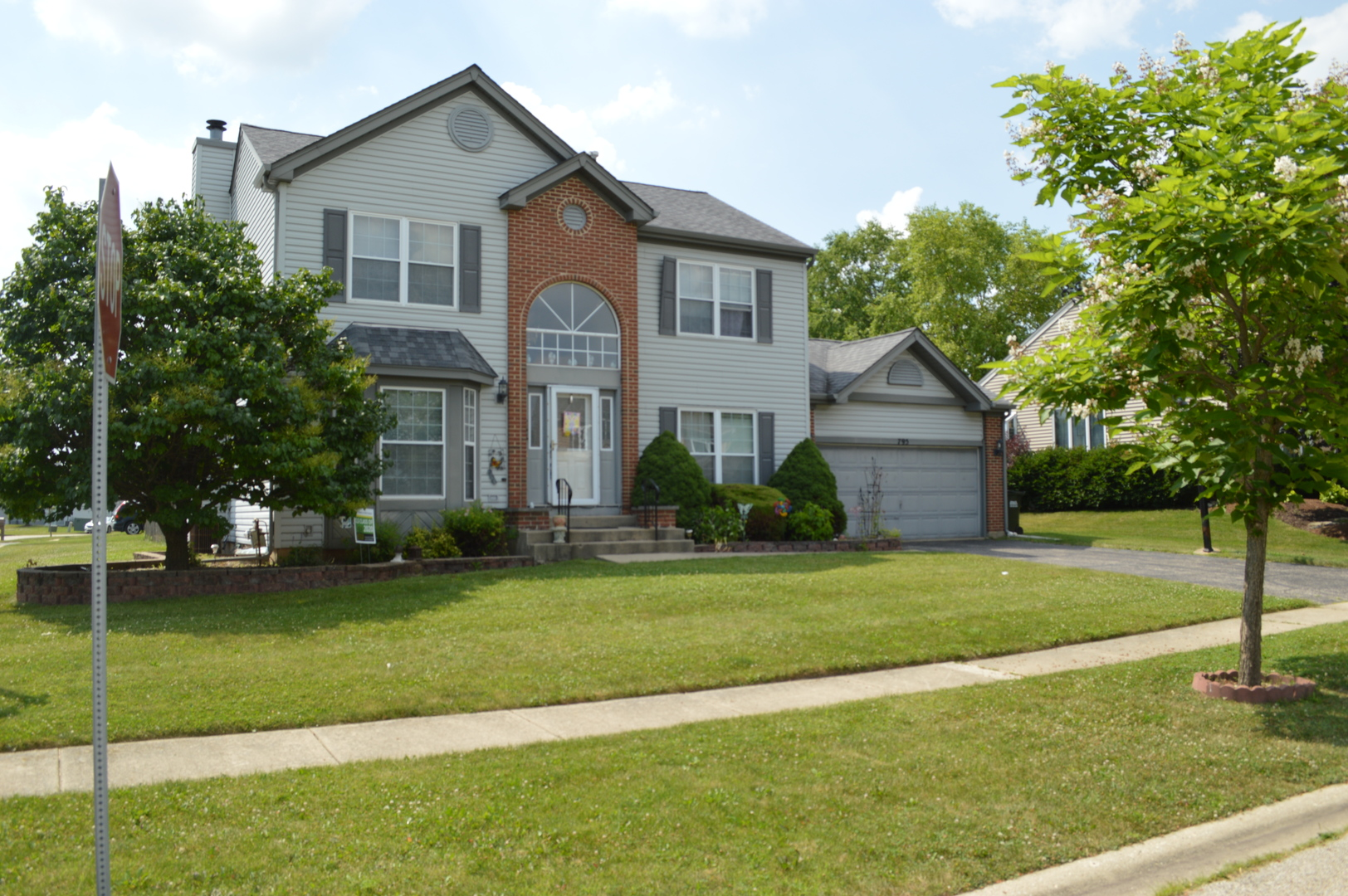795 PEACHTREE Court, Lake In The Hills IL 60156