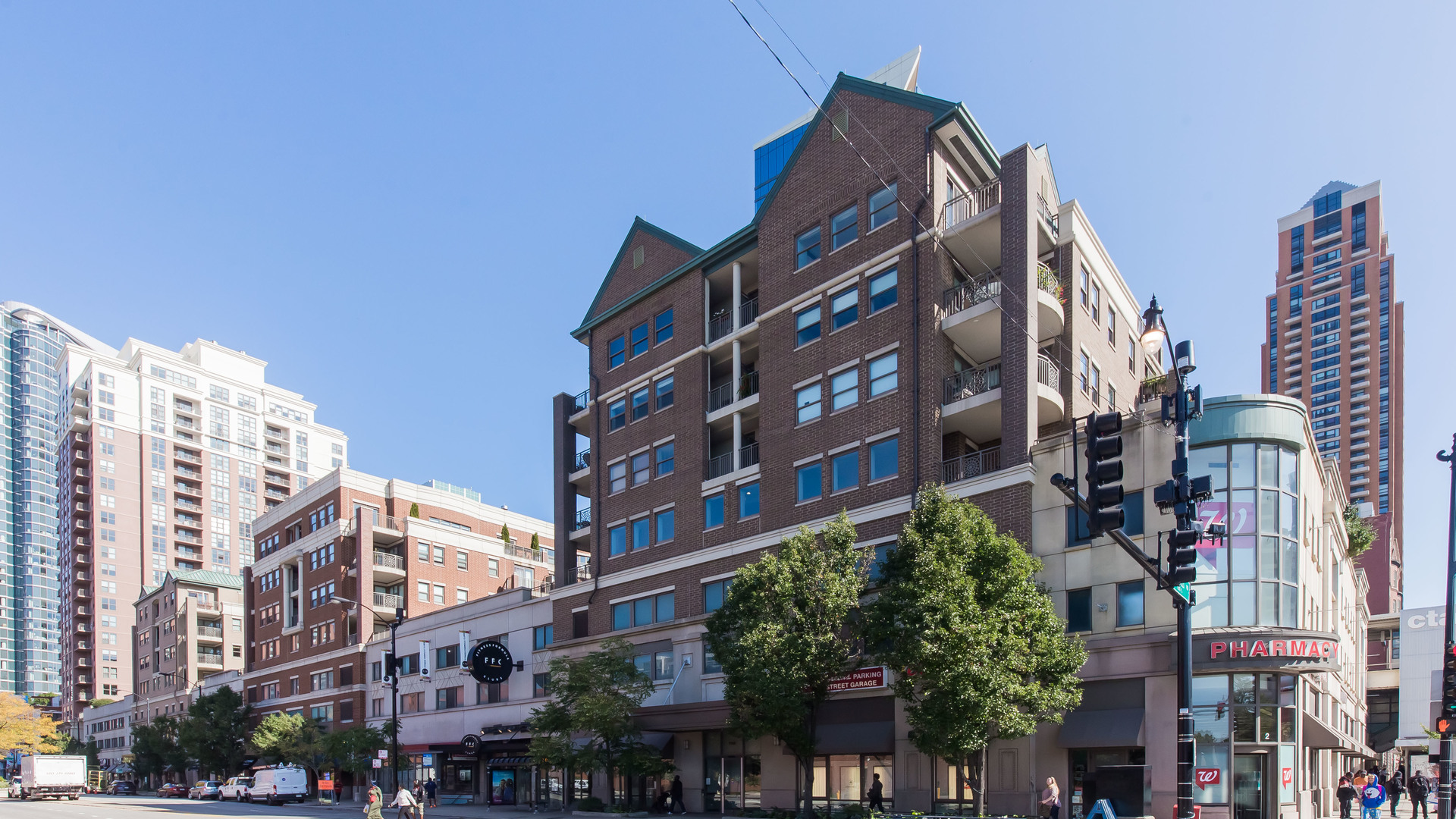 1111 S state Street Unit 402, Chicago IL 60605