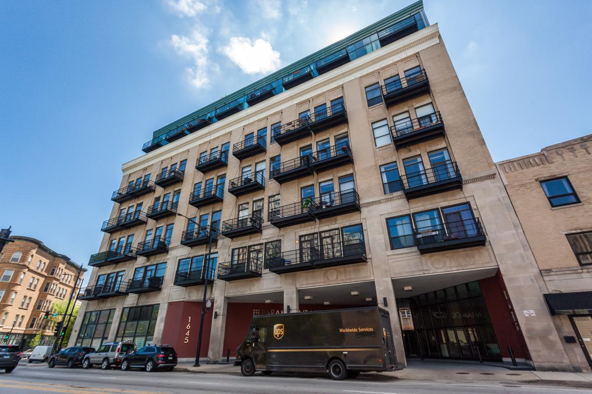 1645 W Ogden Avenue Unit 321, Chicago IL 60612